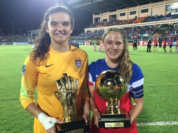 Sunrise SC Laurel Ivory (GK) Wins Golden Glove as U.S. U17 win Concacaf Tournament