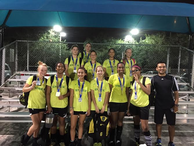 Sunrise 01/02 Yellow Finalist at ADIDAS Kickoff