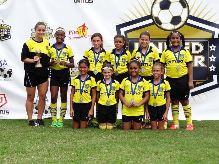 Sunrise SC 05/06 Wins United Cup