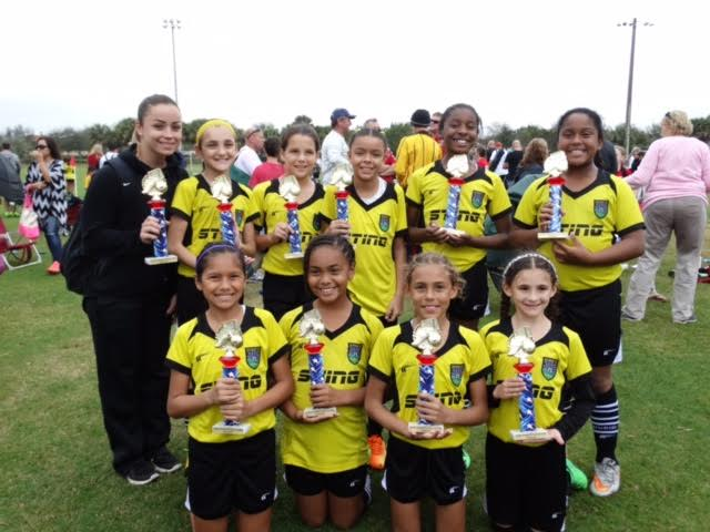 Sunrise SC 05/06 Wins Jupiter Tournament