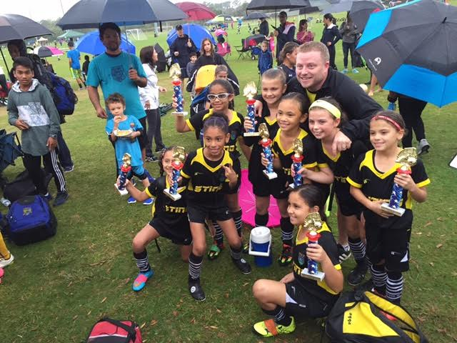 Sunrise SC 06/07 Yellow Win Jupiter Tournament