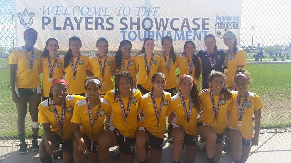 Sunrise SC 00/01 Finish 2nd at Players Cup and Qualify for National Championships (first south Florida team since 2011)